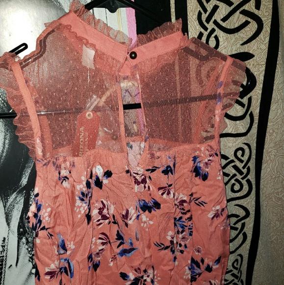 Arizona Jean Company Tops - Pink sleeveless top